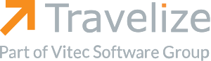 Logotype: Vitec Travelize AB